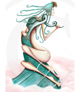 Medusa Lámina