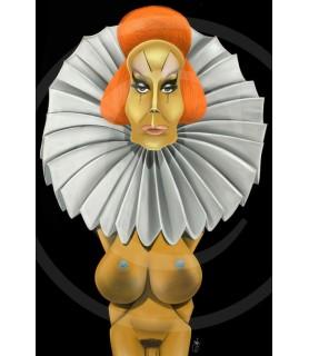 Miss Divine Lámina